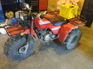 Honda Big Red 250   Buy a New or Used ATV or Snowmobile