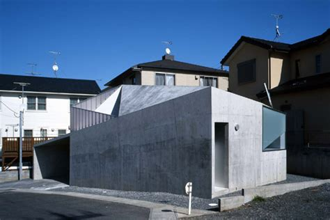 Small House with Reinforced Concrete Frame - Hall House