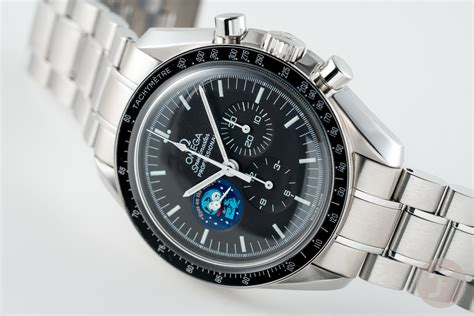 Speedy Tuesday — The first Omega Speedmaster Professional