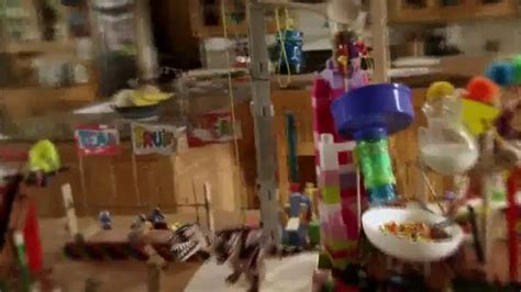 Fruity Pebbles TV Commercial, 'Crazy Contraption' - iSpot