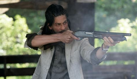 Shahrukh Khan's New 'Don' Look to be Designed by Hollywood