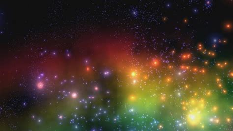 60FPS Massive Stars Space Motion Background Animation