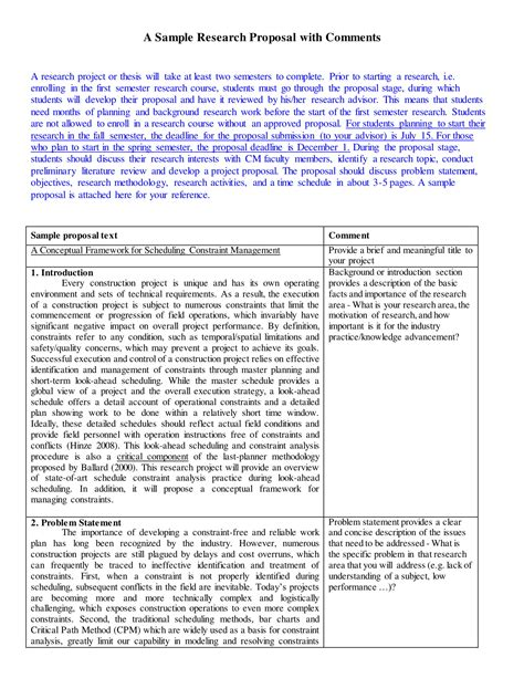 18+ Proposal Writing Examples - PDF, Word   Examples