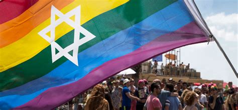 Gay Pride Tel Aviv 2020 in the heart of the Middle East