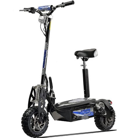 Uber Scoot 1600w 48v Electric Scooter | Best electric