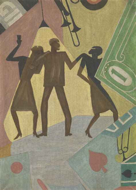 The Prodigal Son, after 1927, Aaron Douglas (American