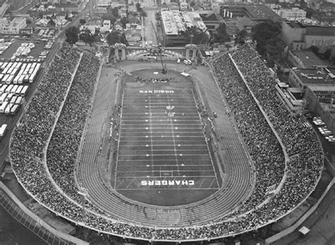 San Diego Sports History: Stadiums and Ball Parks - San