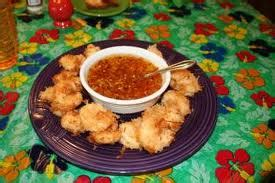 Orange Dipping Sauce recipe - from the Nona's Cookbook