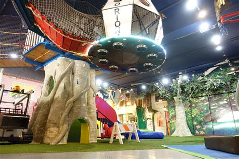 Best Indoor Playgrounds for Kids in NYC