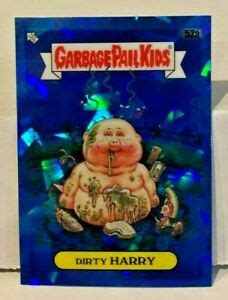 Dirty Harry 2020 Topps Garbage Pail Kids Sapphire Edition