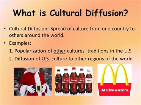 cultural diffusion examples - Yahoo Image Search Results