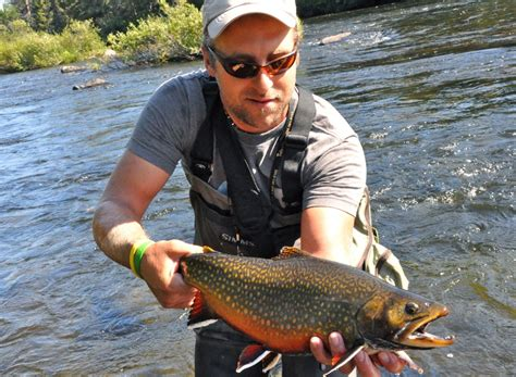 Labrador Brook Trout Fishing - Remote Fly-in Fishing Lodge