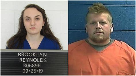 Christopher Evans and Brooklyn Reynolds murdered her