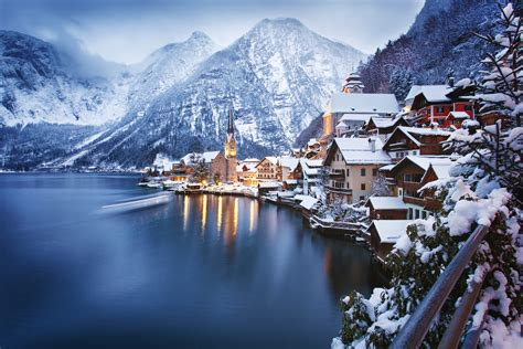 Christmas Spectacular in Austria & Scenic Trains of the