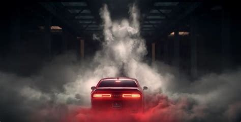 The Dodge Challenger is Smokin' Hot in New Commercial
