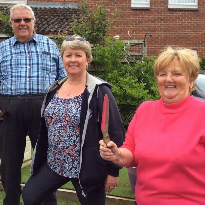Caring Diane shortlisted for top award | Care Plus