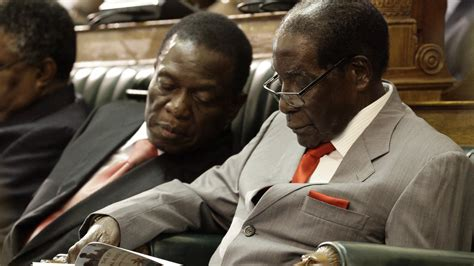 Zimbabwe's toxic culture of leadership in an entangle