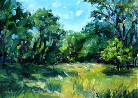 Easy Nature paintings