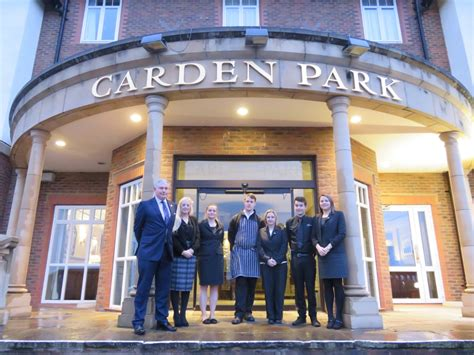 Employee of the month - December | Carden Park