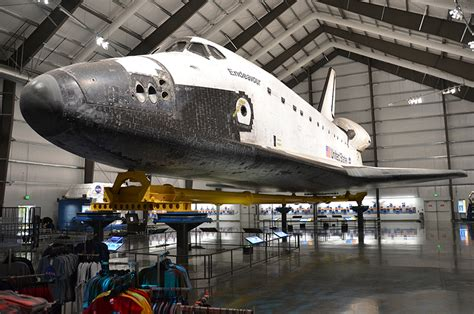 Photos: Space shuttle Endeavour at the California Science