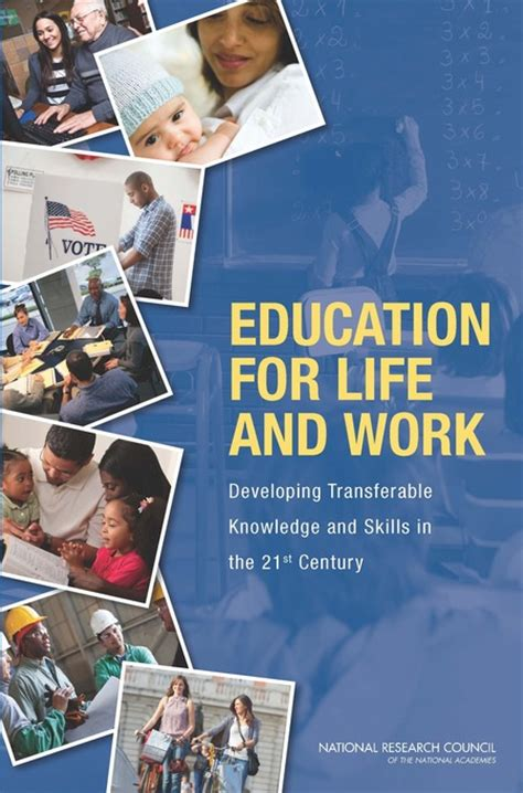 Education for Life and Work: Developing Transferable