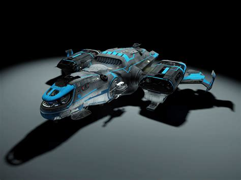 Star Citizen – MISC Freelancer – The Lone Gamers