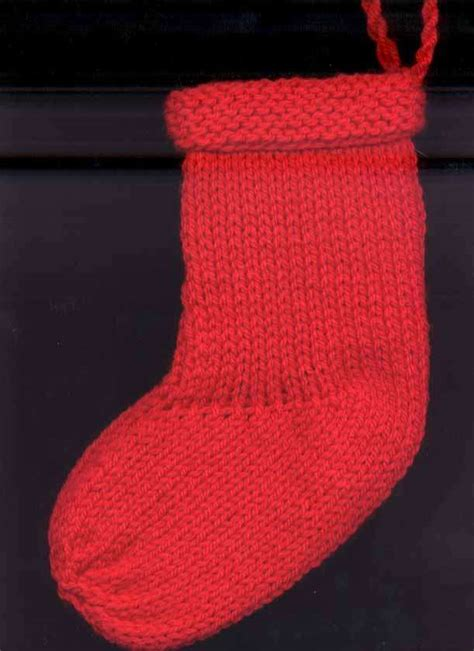 36+ Free Knitted Patterns for Christmas Stockings   Guide
