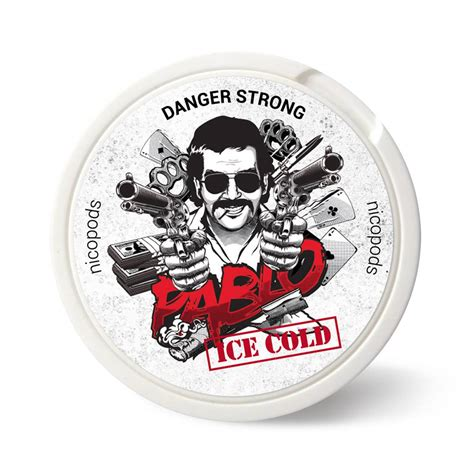Pablo snus/pouches extra strong - Vandaag besteld is
