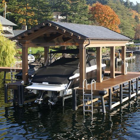 Dock Design And Construction In The Pacific Northwest